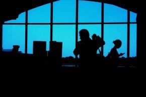Blue Hour Airport – RussellStreur