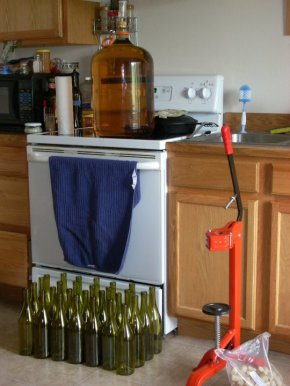 Making Chardonnay