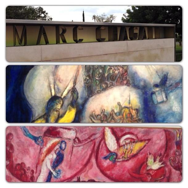 Marc Chagall Nice, France