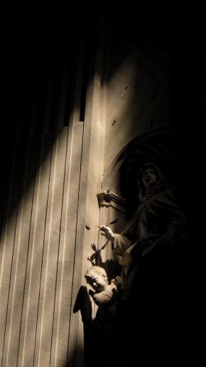 Shroud (sculptures, the Vatican) – MiguelJacq