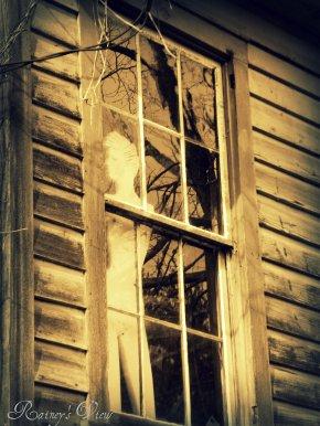 Through the window by RaineyHeath