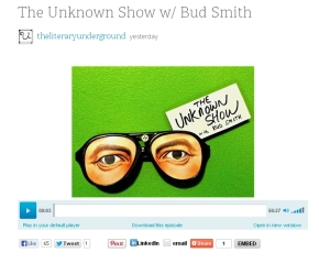The Unknown Show w/ Bud Smith