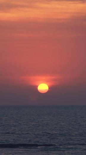 Mumbai Sunset by Tejinder PalSingh