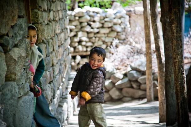 Children of Turtuk by Nishant Verma