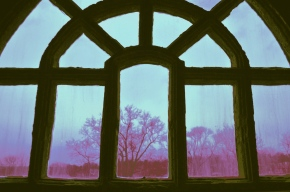 Eternity Through a Window by Gina Marie