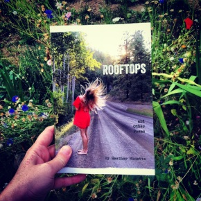 Rooftops and Other Poems by Heather Minette is Now Available