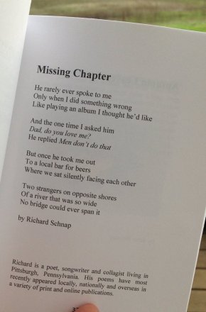 Missing Chapter by Richard Schnap