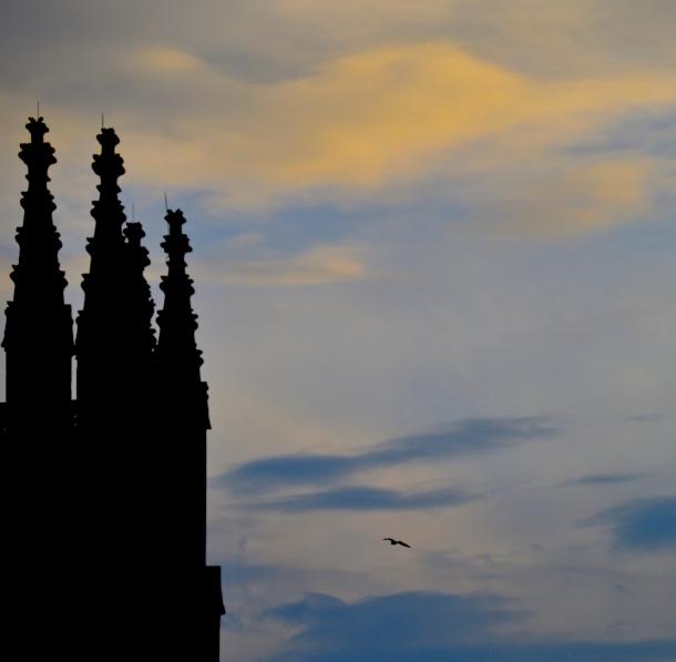 night spires