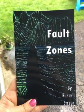 Fault Zones by Russell Streur is Now Available